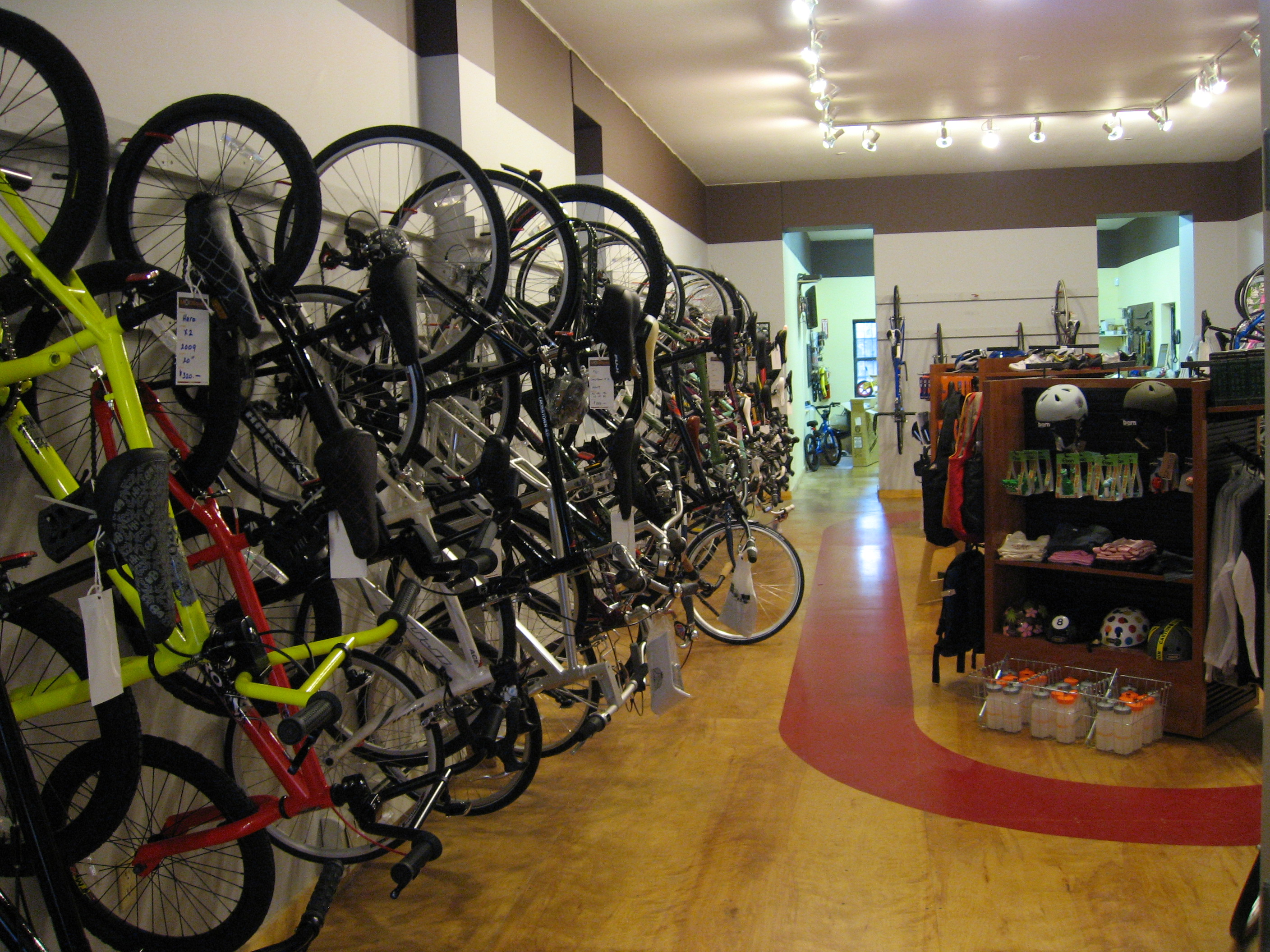 Bikes Shop one stop shopping venue
