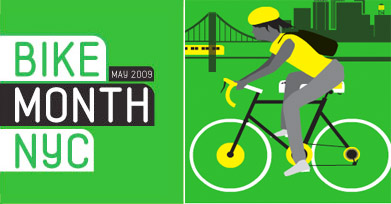 Bike Nyc Events bike month nyc