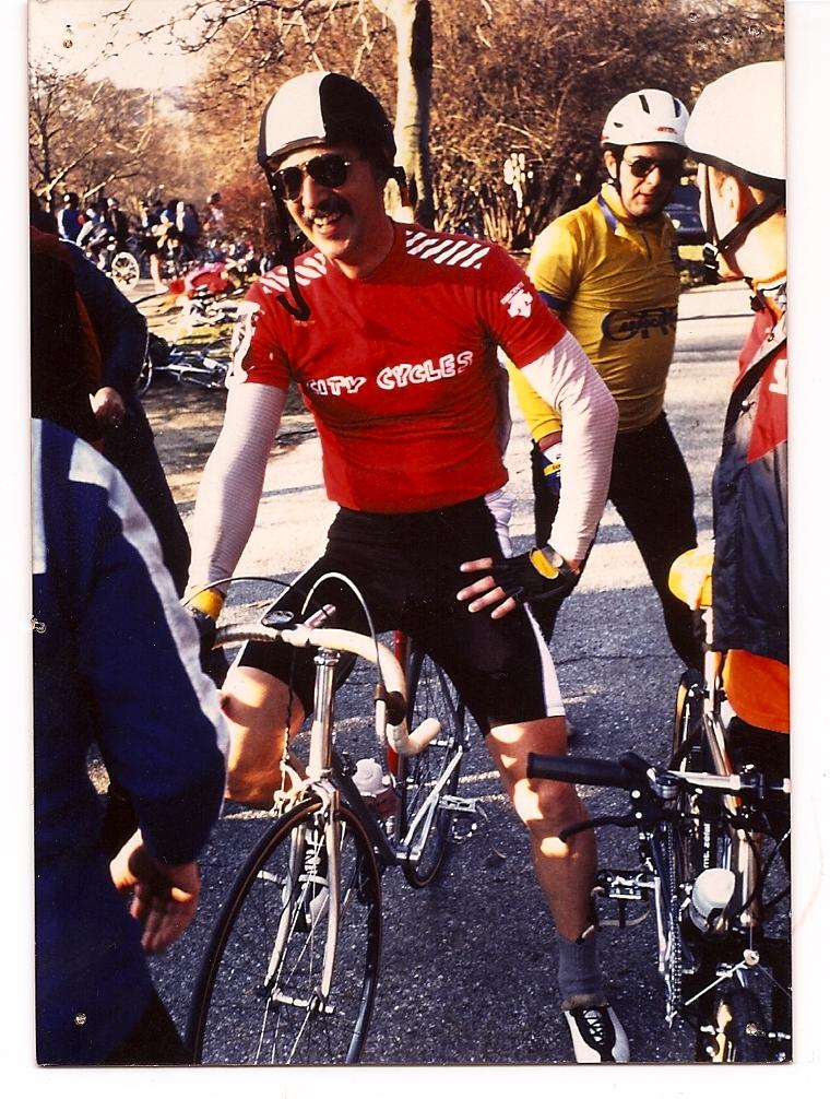 "Biker Profile: John ""the Cat"" Campo « Bike Blog NYC"