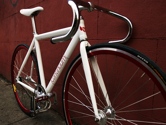 Continuum Cycles has new Track Frames « Bike Blog NYC