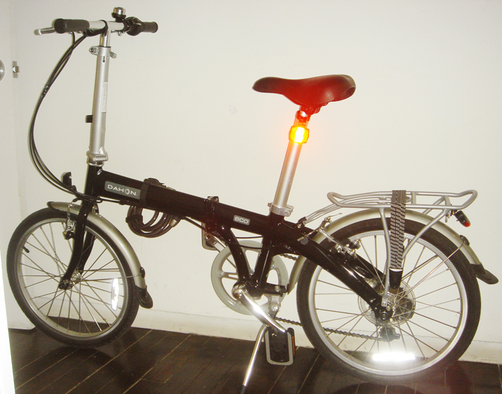 DAHON-ECO BIKE