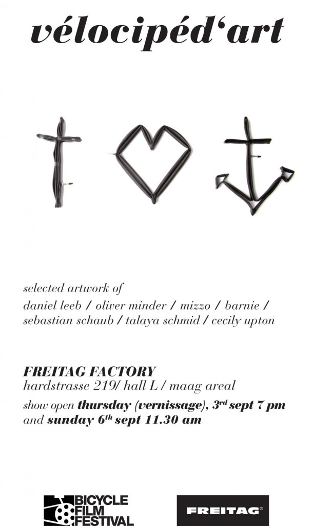 Zurich art FLYER