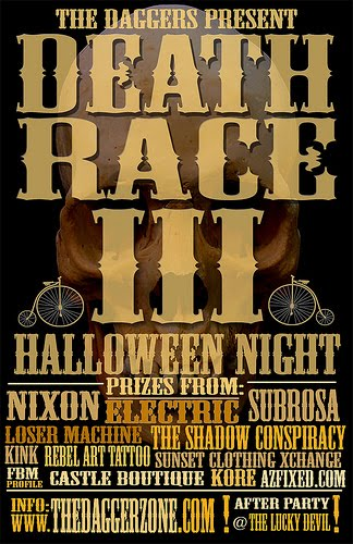 HN death race