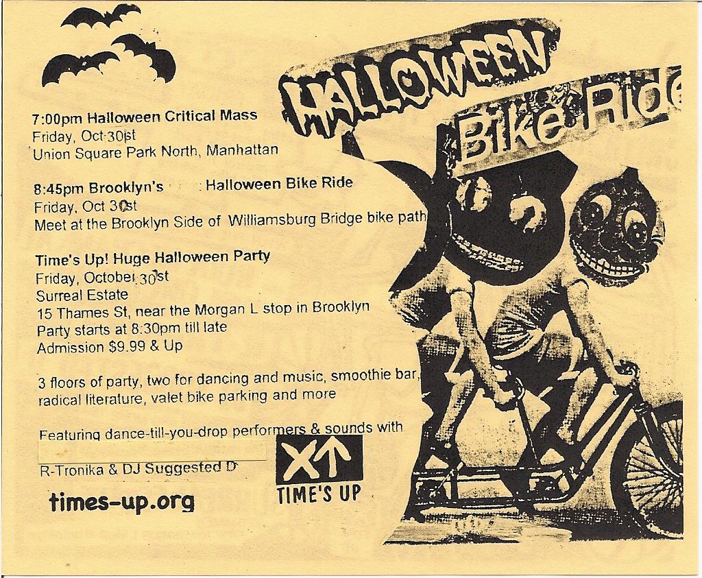 Halloween Flier 20001