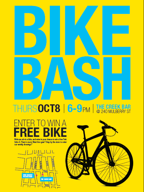 bikebash