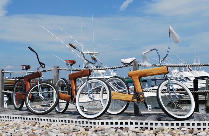 woodybikes