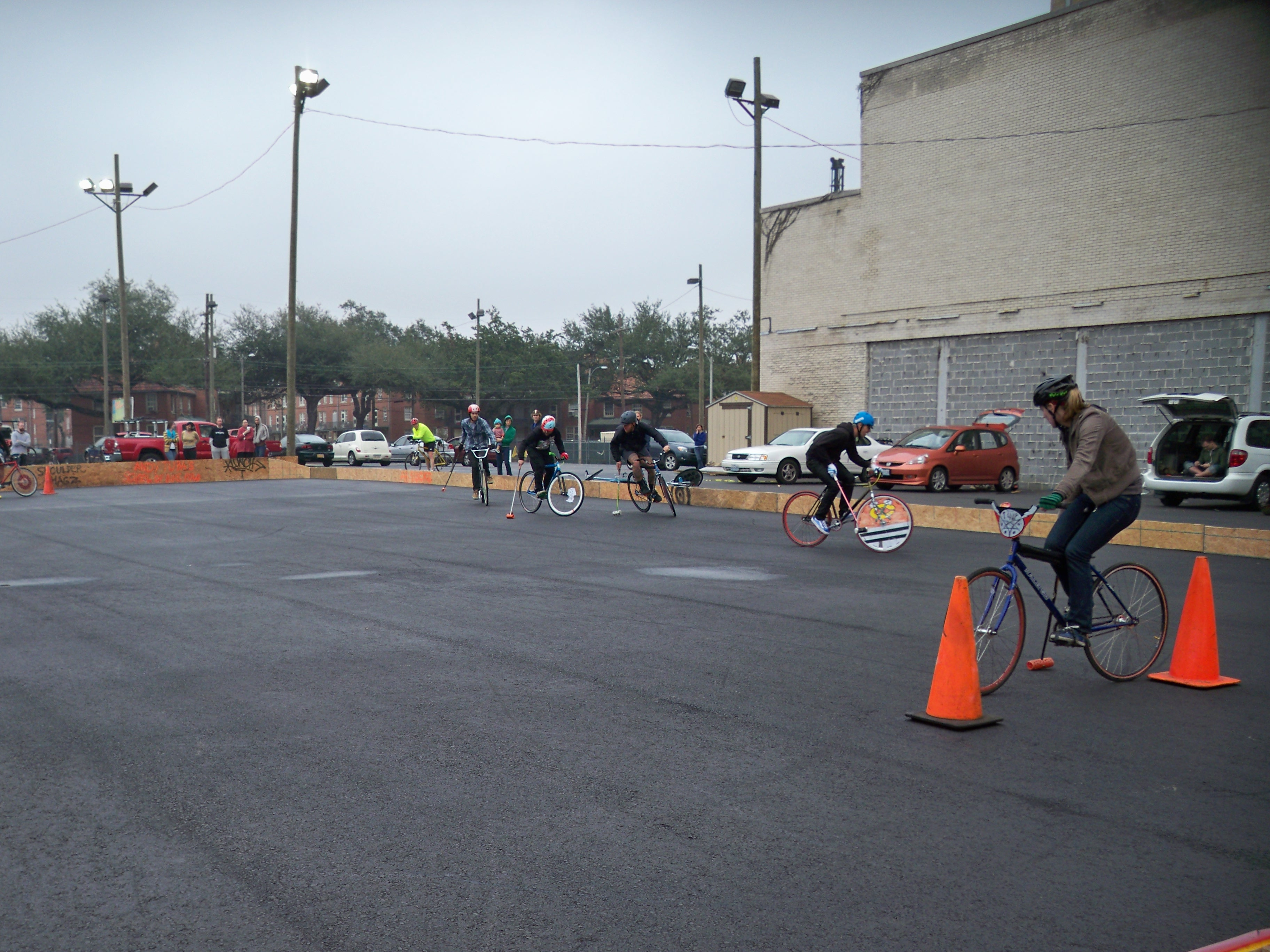 nola bike polo