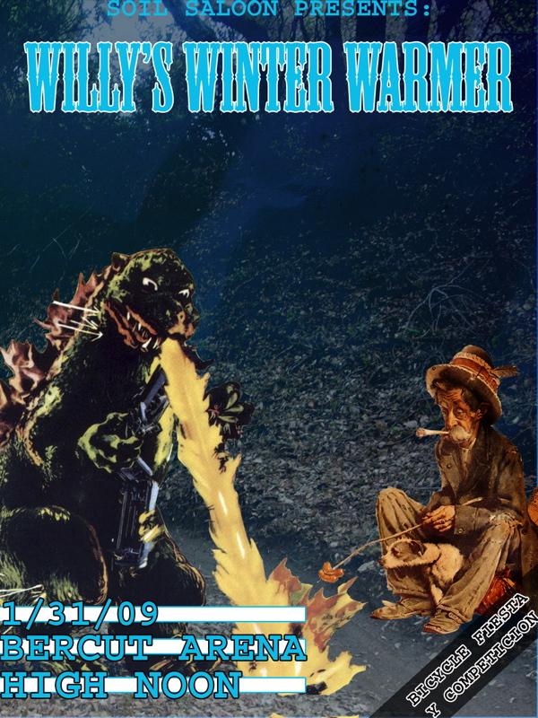 Willy's Winter Warmer