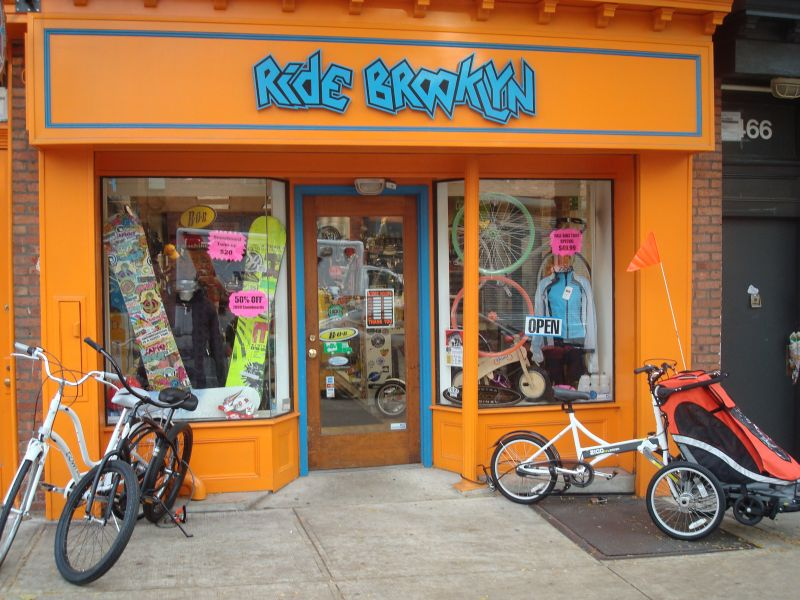 Bikes Shops In Brooklyn Brooklyn s newest bike shop is