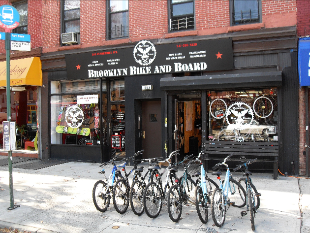 Bikes Shops In Brooklyn This friendly bike shop makes