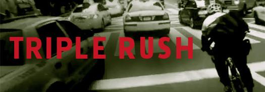 Triple Rush canceled, Rob Koch rides on  « Bike Blog NYC