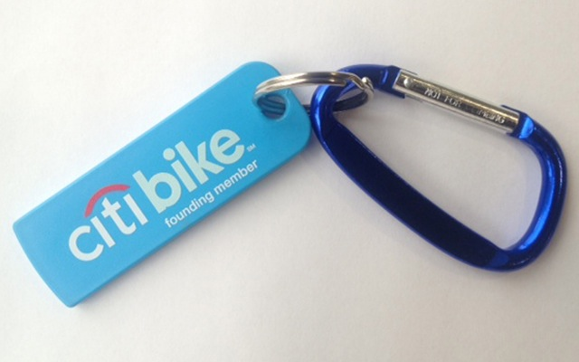 Citi-Bike-founding-member-key