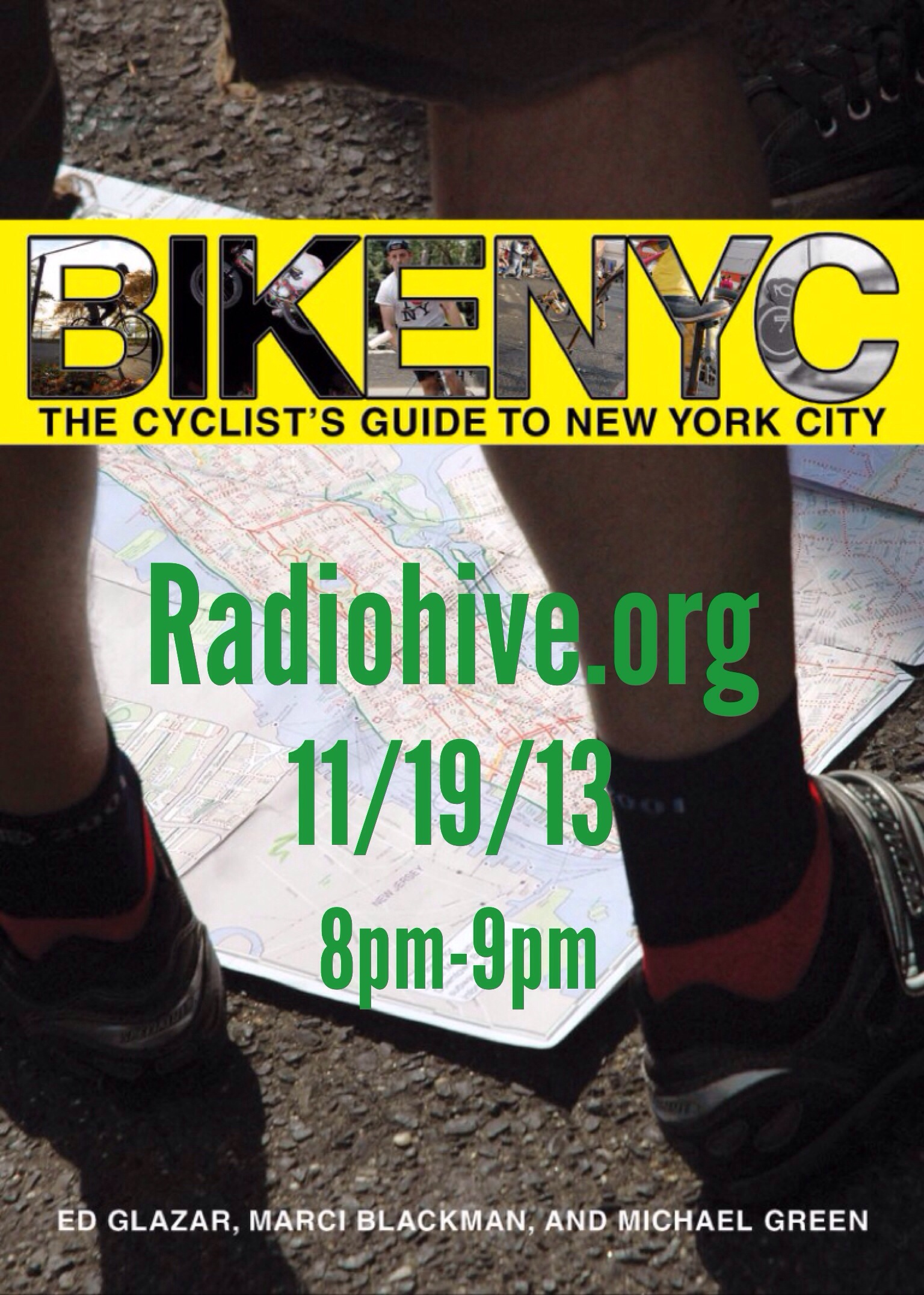 Bike Talk Radio Tonight 8pm 9pm 171 Bike Blog Nyc