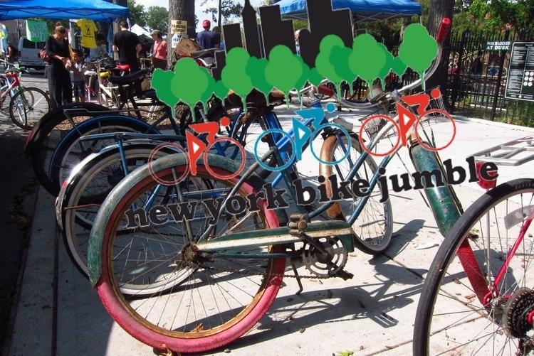 25968d38498 May 10th, NY Bike Jumble-Park Slope